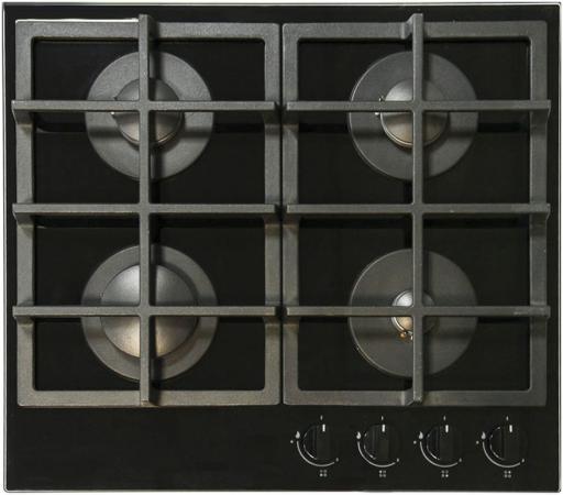 Варочная панель газовая Electronicsdeluxe GG4 750229F-011 черный electronicsdeluxe gg4 750229 f 020