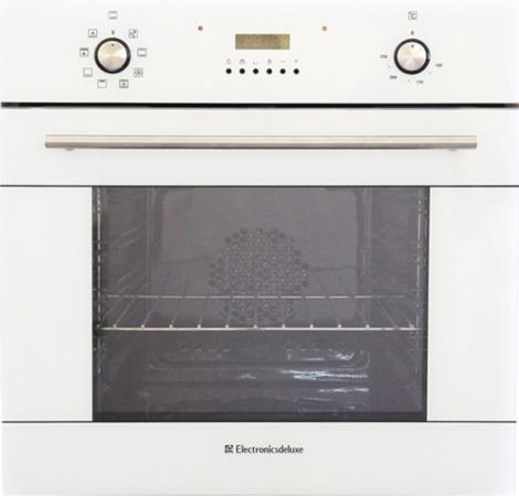 Электрический шкаф Electronicsdeluxe 6009.02 эшв-012 белый встраиваемая электрическая духовка electronicsdeluxe 6009 02 эшв 012