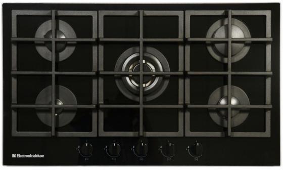 Варочная панель газовая Electronicsdeluxe GG51130245F TC-000 черный