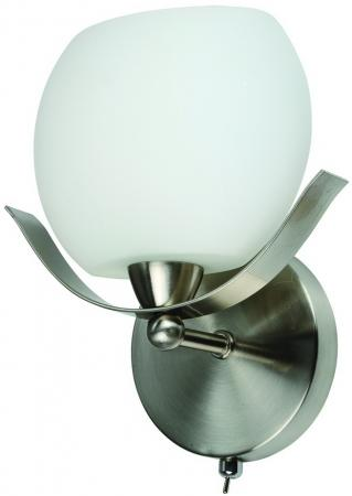 Бра IDLamp Martha 601/1A-SUNWhitechrome цены онлайн