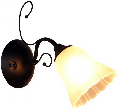 Бра IDLamp Lauretta 872/1A-Argentoscuro бра idlamp elettra 881 1a argentoscuro