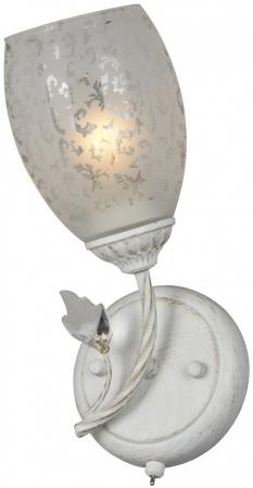 Бра IDLamp Julia 874/1A-Whitepatina