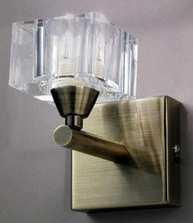 Бра Mantra Cuadrax 1102 светильник настенный бра 1176 mantra