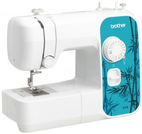 Швейная машина Brother X-10 белый швейная машина brother x 4 белый