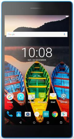 Планшет Lenovo Tab 3 TB3-730X 7 16Gb белый голубой Wi-Fi 3G Bluetooth 4G Android ZA130004RU for lenovo tab 3 7 730x 730 730f 730m tb3 730x cover soft tpu rubber case for lenovo tab3 7inch tb3 730f tb3 730m back case