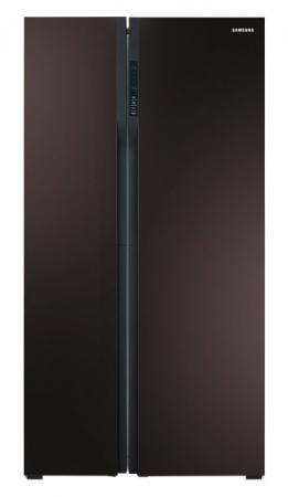 Холодильник Samsung RS552NRUA9M черный samsung rs 21 fcsw page 8