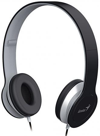 Наушники Genius HS-M430 черный аудио наушники genius наушники headset hs 04su