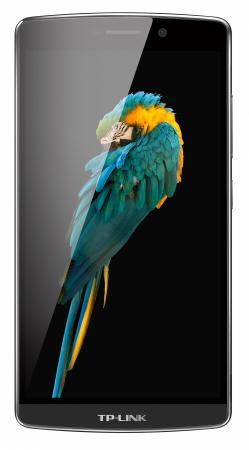 Смартфон Neffos C5-Max серый 5.5 16 Гб LTE Wi-Fi GPS 3G TP702A24RU + TL-PB2600 wi fi роутер tp link td w8961n