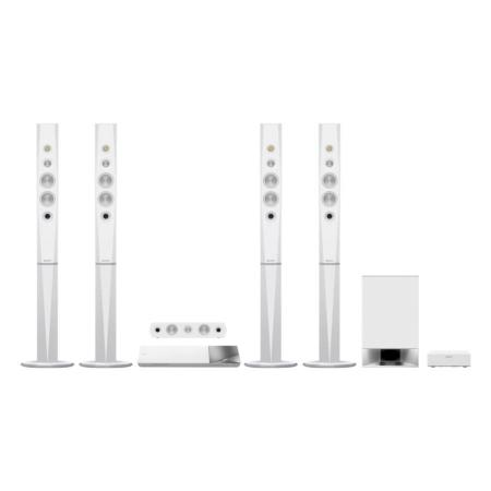 Домашний кинотеатр Sony BDV-N9200WL 1200Вт белый