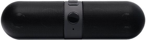 Портативная акустика Ginzzu GM-981В черный аксессуар магнитоконтакт ginzzu hs s02w white беспроводной