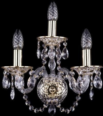 Бра Bohemia Ivele 1600/3/GW бра bohemia ivele crystal 1600 3 gw