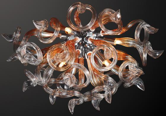 lightstar бра lightstar medusa 890657 Бра Lightstar Medusa 890654