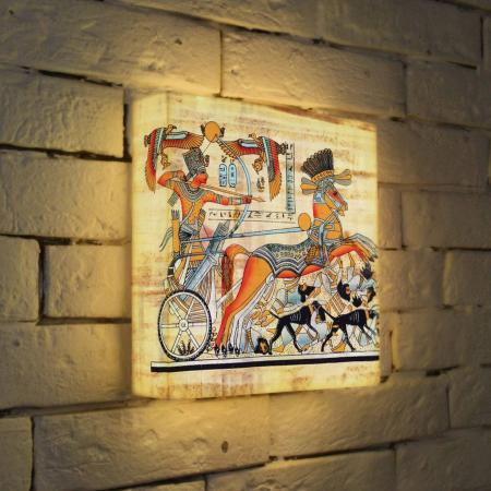 Лайтбокс Египетская колесница 25x25-135 fotoniobox лайтбокс египетская колесница 35x35 135