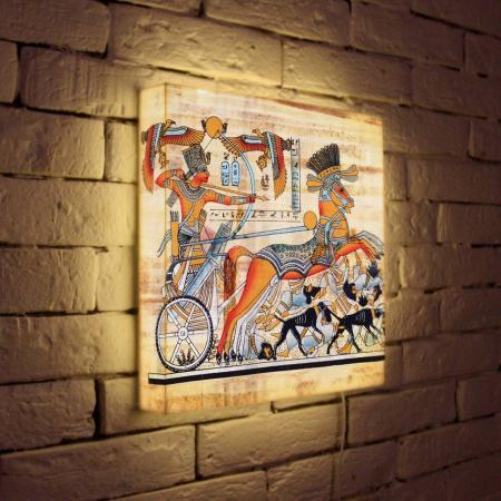 Лайтбокс Египетская колесница 35x35-135 fotoniobox лайтбокс египетская колесница 35x35 135