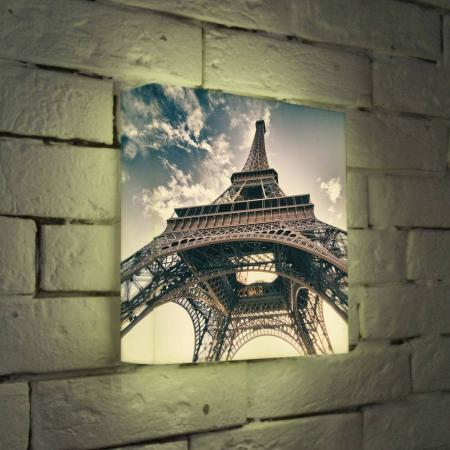 Лайтбокс Эйфелева башня 25x25-023 crystalart арарат а 023 craа 023