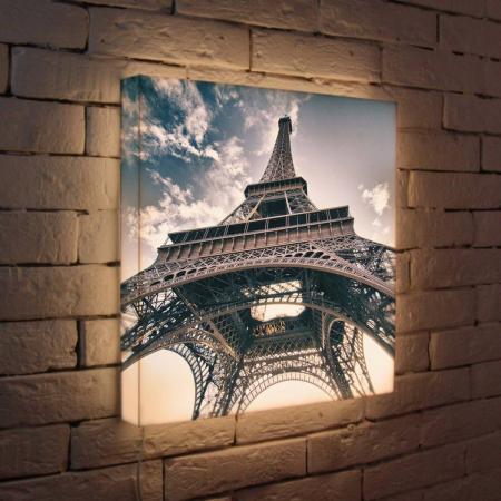 Лайтбокс Эйфелева башня 45x45-023 crystalart арарат а 023 craа 023