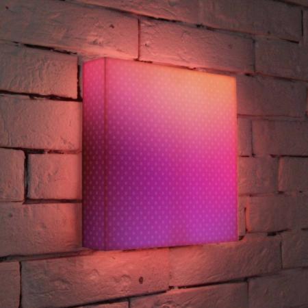 Лайтбокс Лиловый 25x25-080 fotoniobox лайтбокс лиловый 35x35 080