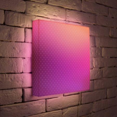 Лайтбокс Лиловый 35x35-080 fotoniobox лайтбокс лиловый 35x35 080