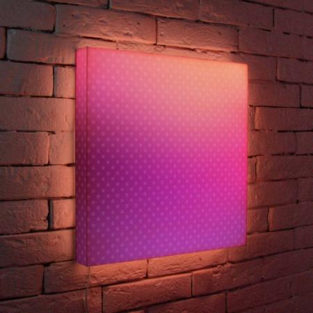Лайтбокс Лиловый 45x45-080 fotoniobox лайтбокс лиловый 35x35 080