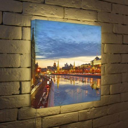 Лайтбокс Москва 45x45-107