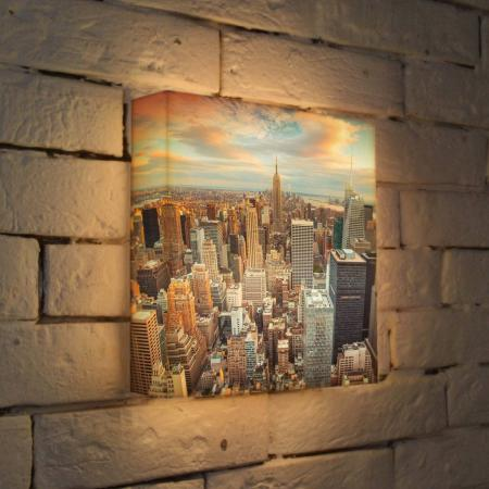 Лайтбокс NYC 25x25-105 fotoniobox лайтбокс nyc 2 25x25 110