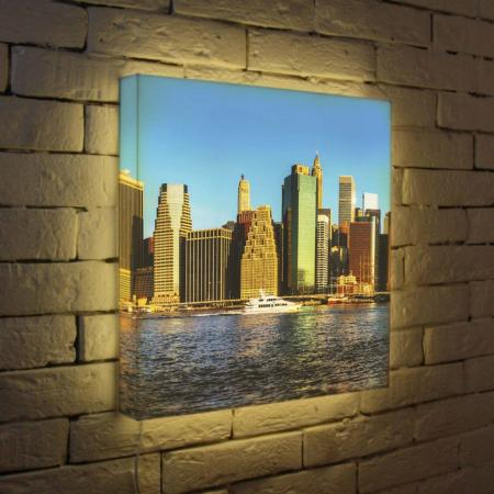 Лайтбокс NYC 3 45x45-111