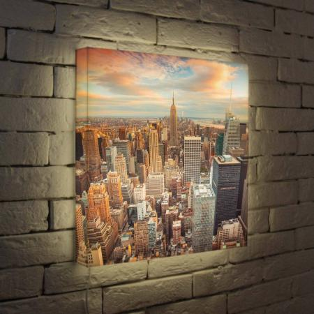 Лайтбокс NYC 45x45-105 fotoniobox лайтбокс nyc 2 45x45 110