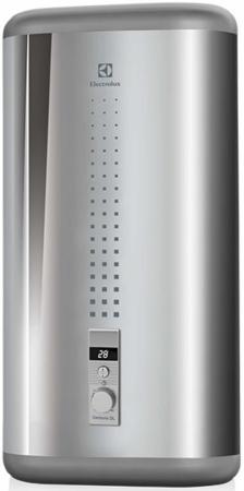 Водонагреватель накопительный Electrolux EWH 80 Centurio DL Silver 2000 Вт 80 л цена и фото