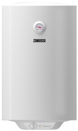 Водонагреватель накопительный Zanussi ZWH/S 30 Symphony HD 30л 1.5кВт белый