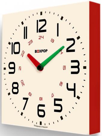 Настенные часы BoxPop III PB-503-35 цена и фото