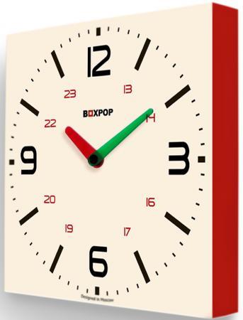купить Настенные часы BoxPop IV PB-504-35 недорого