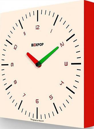 Настенные часы BoxPop XI PB-511-35 boxpop lb 081 35