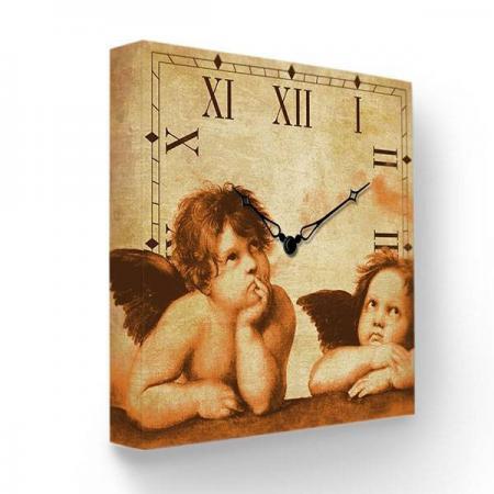 Часы настенные FotonioBox Рафаэль PB-036-35 бежевый настенные часы рафаэль pb 036 35