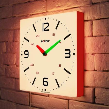 Световые часы BoxPop IV LB-504-35 цена
