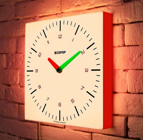 Световые часы BoxPop XI LB-511-35 boxpop lb 014 45
