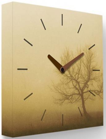 Световые часы Осенний туман LB-001-35 рюкзак picard 8658 851 001 schwarz