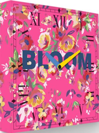Световые часы Pink Bloom LB-037-35 световые часы pink bloom lb 037 35