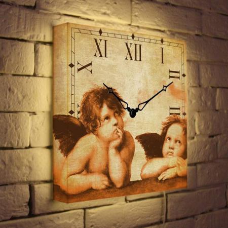 Световые часы Рафаэль LB-036-35