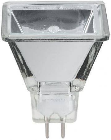 Лампа галогенная рефлекторная Paulmann Quadro GU5.3 20W 2900К 83371 лампа галогенная полусфера paulmann g4 20w 2900к 83233