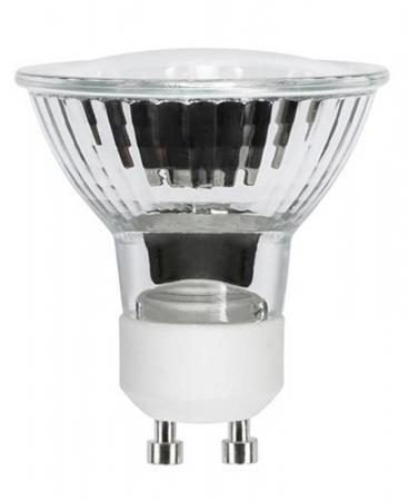 Лампа галогенная полусфера Uniel 01575 GU10 35W JCDR-X35/GU10 лампа галогенная 05408 gu10 35w полусфера прозрачная jcdr x35 4000 gu10