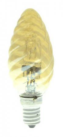 Лампа галогенная свеча Uniel 04115 E14 42W HCL-42/CL/E14 candle twisted gold аксессуар awei cl 20 gold