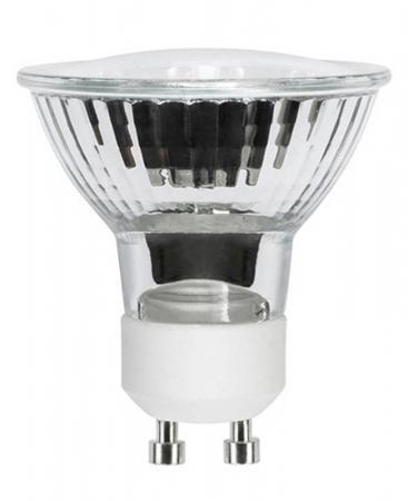 Лампа галогенная полусфера Uniel 05408 GU10 35W 4000K JCDR-X35/4000/GU10 лампа галогенная 05408 gu10 35w полусфера прозрачная jcdr x35 4000 gu10