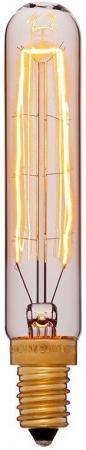 Лампа накаливания трубчатая Sun Lumen T20 F4 E14 40W 2200K 054-164 лампочка sun lumen 054 054 164