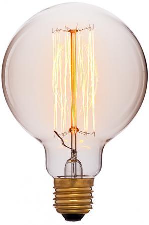 Лампа накаливания шар Sun Lumen G95 F2 E27 40W 2200K 051-996 mf2300 f2