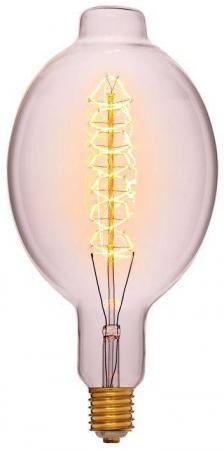 Лампа накаливания груша Sun Lumen E40 95W 2200K 052-146 sun lumen лампа накаливания sun lumen свеча золотая e40 95w 052 177