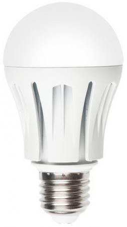 Лампа светодиодная груша Uniel Merli E27 9W 4500K LED-A60-9W/NW/E27/FR ALM01WH светодиодная лампа 9w led light 9w 1 yks