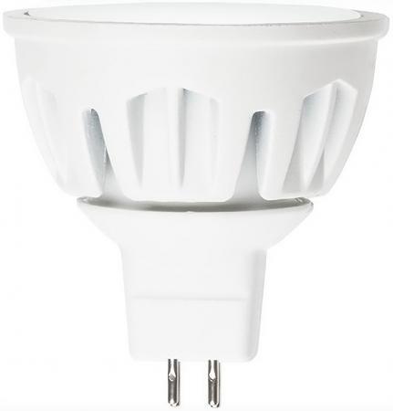 Лампа светодиодная полусфера Uniel Merli GU5.3 7W 3000K LED-JCDR-7W/WW/GU5.3/FR ALM01WH катушка lucky john anira spin 7 3000 fd