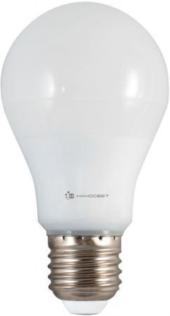 Лампа светодиодная груша Наносвет L165 E27 12W 4000K LE-GLS-12/E27/840