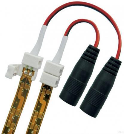 Коннектор для светодиодных лент (06614) Uniel UCX-SJ2/A20-NNN White 020 коннектор для светодиодных лент 06611 uniel ucx ss2 a20 nnn white 020