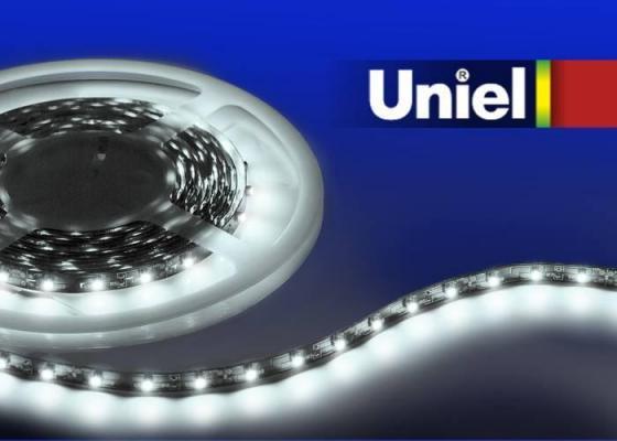 Светодиодная лента (0UL-00000202) белый ULS-Q321 2835-60LED/m-8mm-IP20-DC12V-4,8W/m-3M-DW higeniq пеленка впитывающая 40х60см 5 шт